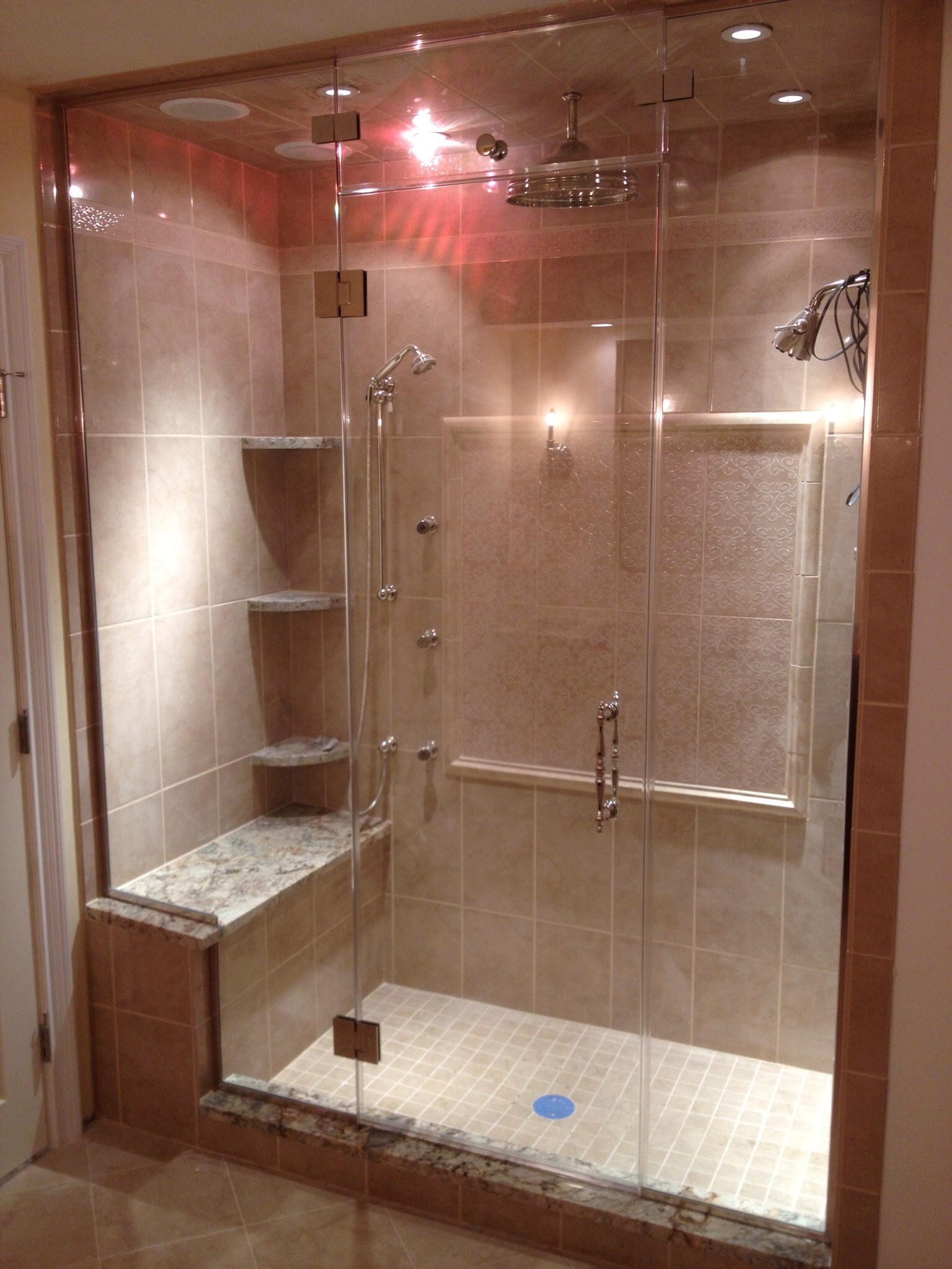 Steam Showers | Lighthouse Shower Doors | NYC NY Long Island